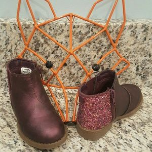 Lil girl Fashion boots size 8